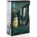 Jameson  0.7 l dárková kazeta se skleničkami