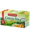 Čaj Teekanne zelený+broskev