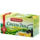Čaj Teekanne Zelený+Citron 35g