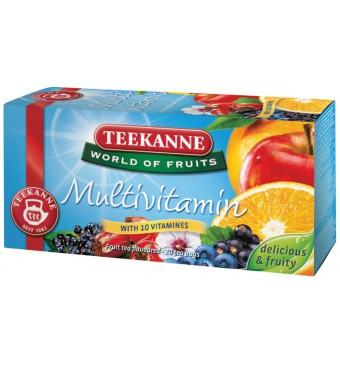 Čaj Teekanne Multivitamin