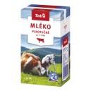 Trvanlivé mléko plnotučné 1l