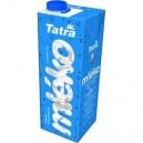 Trvanlivé mléko polotučné 1l uzávěr