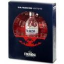 Vodka Finlandia 0,7 l se 6 skleničkami