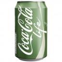 Coca-cola LIFE 0.33l plech