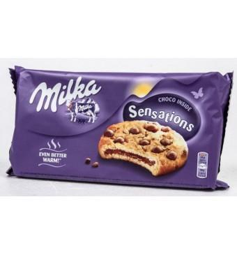 Milka Sensations Choco inside 156g