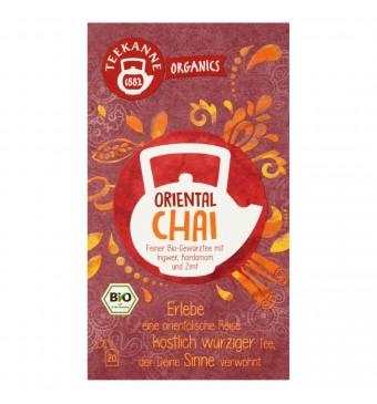 Čaj Teekanne Bio Oriental Chai